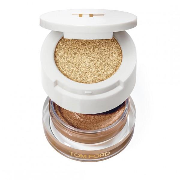 Fard À Paupières Crème Et Poudre - Naked Bronze - Tom Ford -Maquillage des yeux