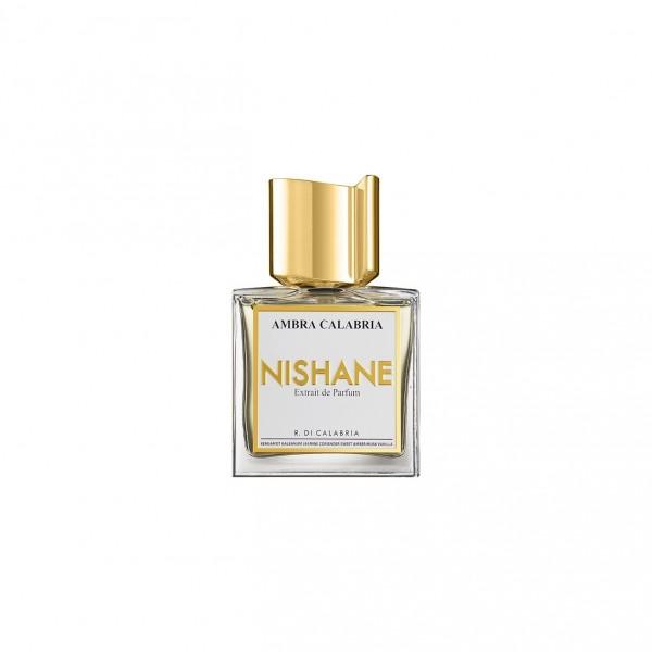 Ambra Calabria  - Nishane -Extraits de Parfum