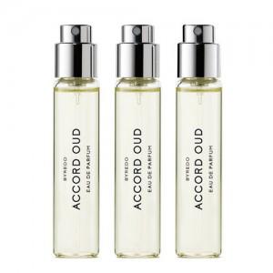 Accord Oud - Byredo -Parfum pour voyage