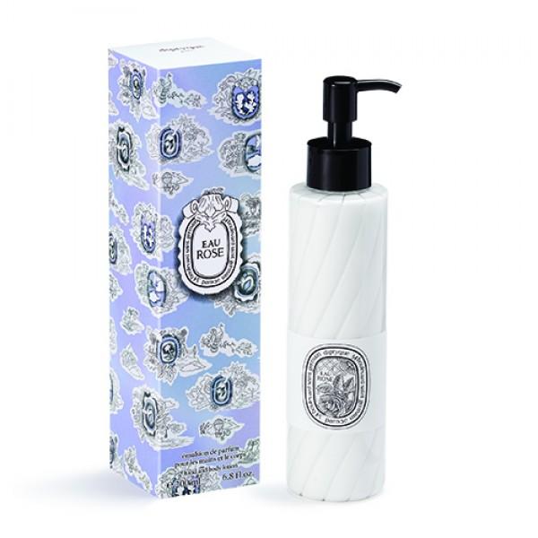 Eau Rose - Emulsion De Parfum Pour Les Mains Et Le Corps  - Diptyque -Soins du corps