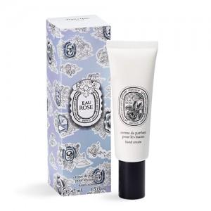 Eau Rose - Crème De Parfum Pour Les Mains - Diptyque -Soins des mains