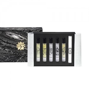 Discovery Set Five Eaux De Parfum  - Diptyque -Travel Set