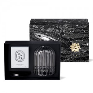Duo Photophore Et Bougie - Diptyque -Bougie parfumée