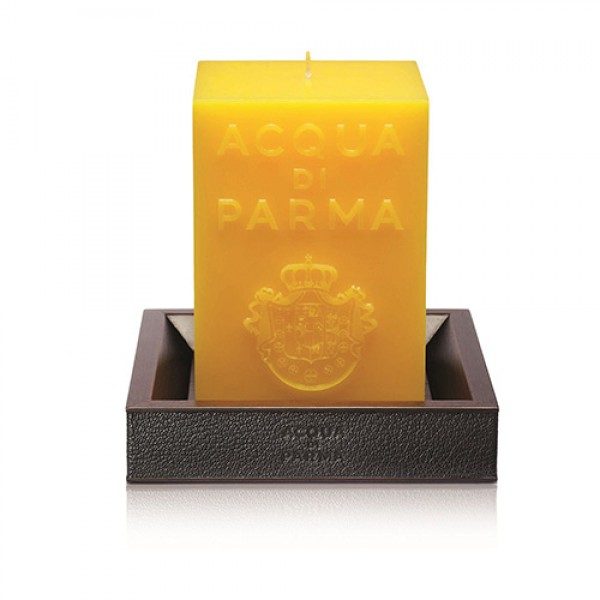 Wengè Candle Base - Acqua Di Parma -Scented candles