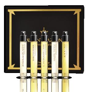 Oud Anthology - Coffret 5X15Ml - Laurent Mazzone Parfums -Coffret