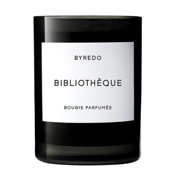Bibliothèque - 70G - Byredo -Bougie parfumée
