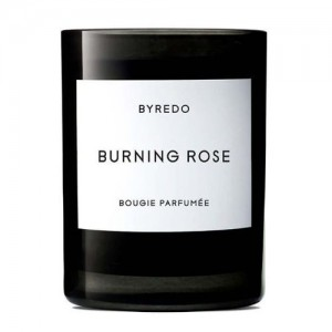 Burning Rose - 70G - Byredo -Scented candles