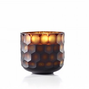 Ambre Circle S - Ginger Fig  - Onno -Scented candles