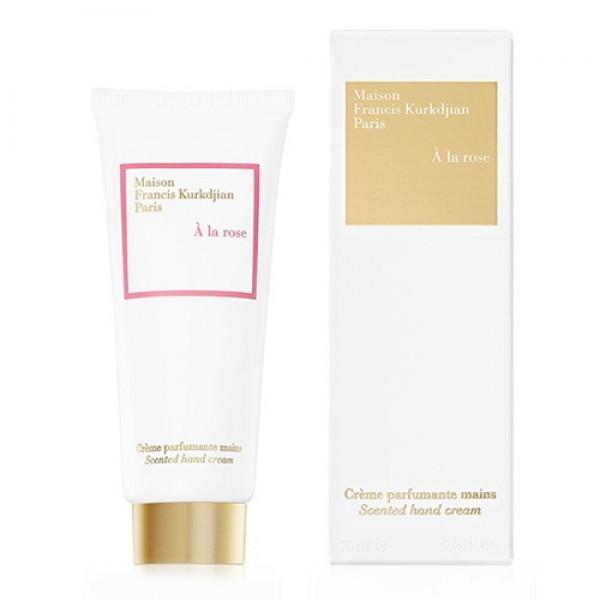 A La Rose - Crème Pour Les Mains - Maison Francis Kurkdjian -Soins des mains