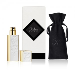 In The Garden Of Good And Evil Travel Spray - Gold & White - By Kilian  -Parfum pour voyage