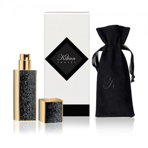 Black Glitter Travel Spray Only - By Kilian  -Parfum pour voyage