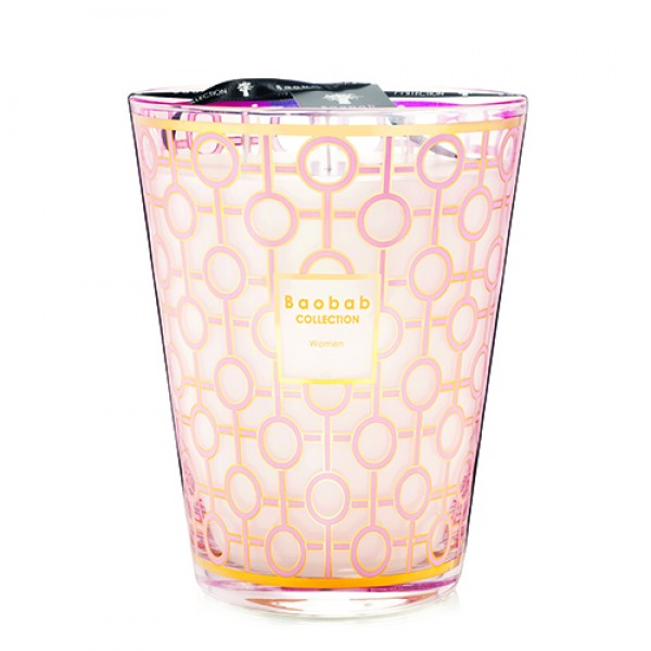Women Max 24 - Baobab Collection -Bougie parfumée