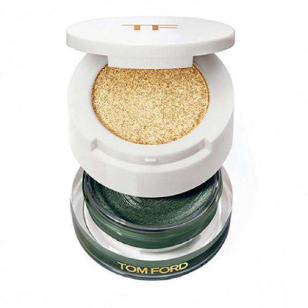 Cream And Powder Eye Color - Emerald Isles - Tom Ford -Eyeshadow