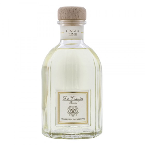 Ginger  Lime - Dr Vranjes -Scented diffusers with sticks