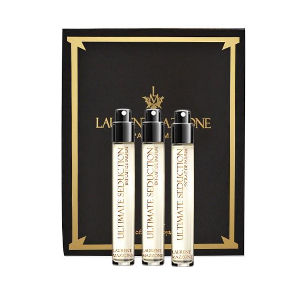 Ultimate Seduction - Laurent Mazzone Parfums -Travel Set