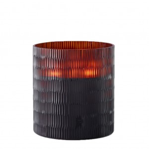 Rhombus Marron L - Sage  - Onno -Scented candles