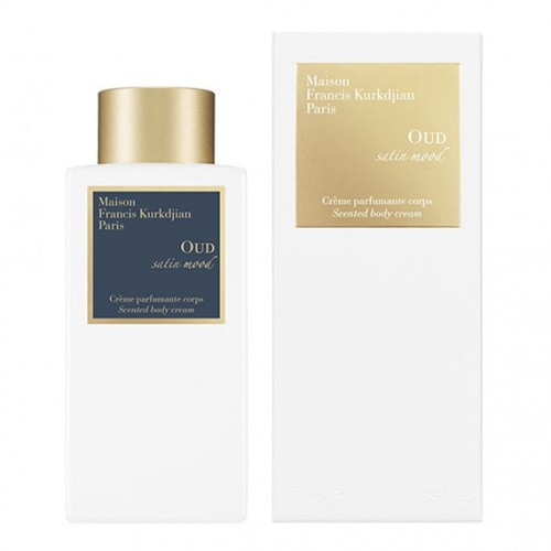 Oud Satin Mood - Scented Body Cream - Maison Francis Kurkdjian -Body care