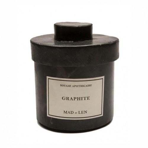Graphite  - Mad Et Len -Bougie parfumée