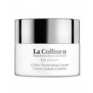 Lift & Light Crème Globale Lumière - La Colline Swiss Riviera Beauty Treatment -Soin anti âge