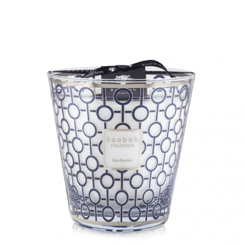 Gentlemen Max 16 - Baobab Collection -Scented candles