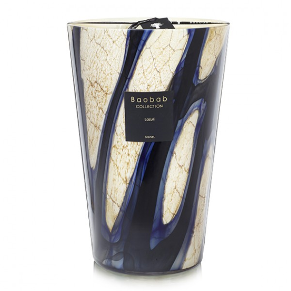 Stones Marble Maxi Max - Baobab Collection -Scented candles