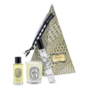 Do Son / Tubéreuse Treat Cone - Diptyque -Travel Set