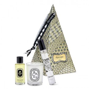 L'ombre Dans L'eau / Baies Treat Cone  - Diptyque -Travel Set