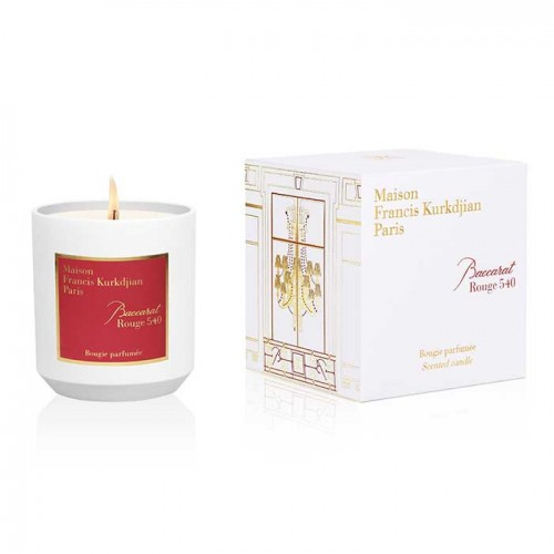Baccarat Rouge - Maison Francis Kurkdjian -Bougie parfumée