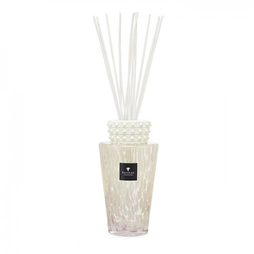 Totem - White Pearls Large - Baobab Collection -Scented diffusers with sticks