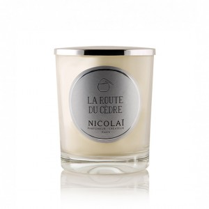 La Route Du Cèdre  - Patricia De Nicolai -Scented candles