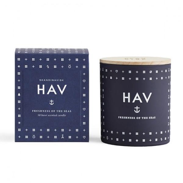 Hav - Skandinavisk -Bougie parfumée