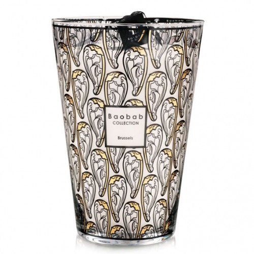 Brussels Art Nouveau Maximax - Baobab Collection -Scented candles