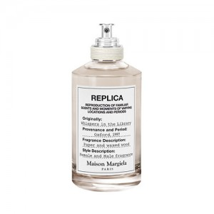 Whispers In The Library - Maison Martin Margiela -Eaux de Toilette