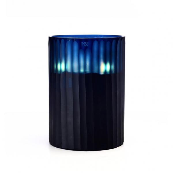 Royal Blue Xl Ginger Fig - Onno -Bougie parfumée