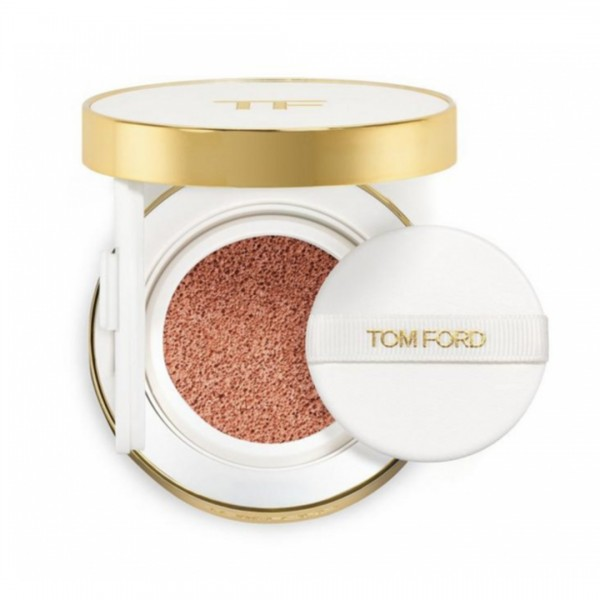 Compact Glow Tone Up Soleil Pink - Tom Ford -Face powder