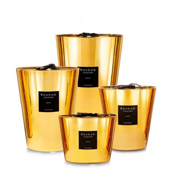 Les Exclusives - Aurum - Baobab Collection -Bougie parfumée