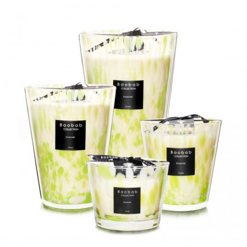 Emerald Pearls - Baobab Collection -Scented candles