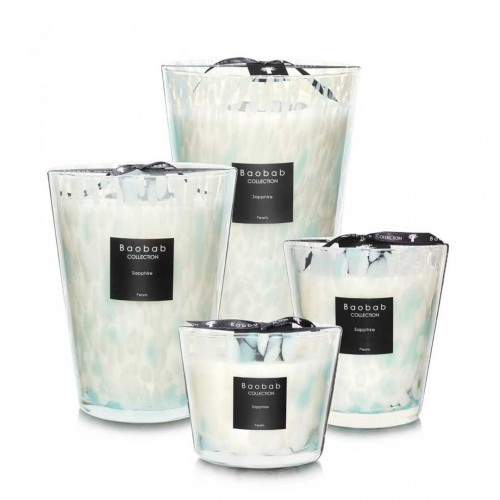 Sapphire Pearls - Baobab Collection -Scented candles