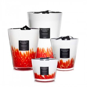 Feathers Masaai - Baobab Collection -Scented candles