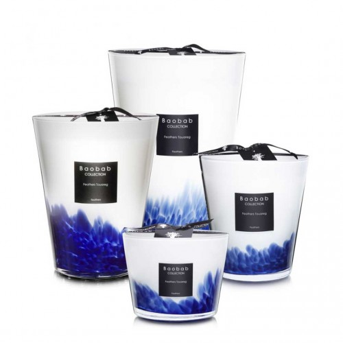 Feathers Touareg - Baobab Collection -Scented candles