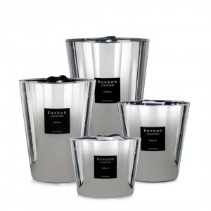 Les Exclusives - Platinum - Baobab Collection -Scented candles