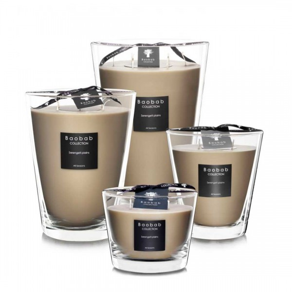 All Seasons - Serengeti Plains - Baobab Collection -Scented candles