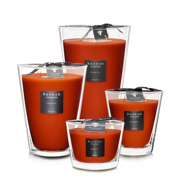 All Seasons - Orange River - Baobab Collection -Bougie parfumée