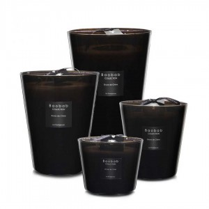 Les Prestigieuses - Encre De Chine - Baobab Collection -Scented candles