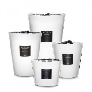 Les Prestigieuses - Pierre De Lune - Baobab Collection -Scented candles