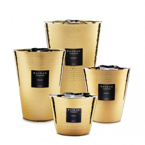 Electrum - Khephren - Baobab Collection -Bougie parfumée