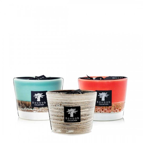 Elements - Baobab Collection -Scented candles