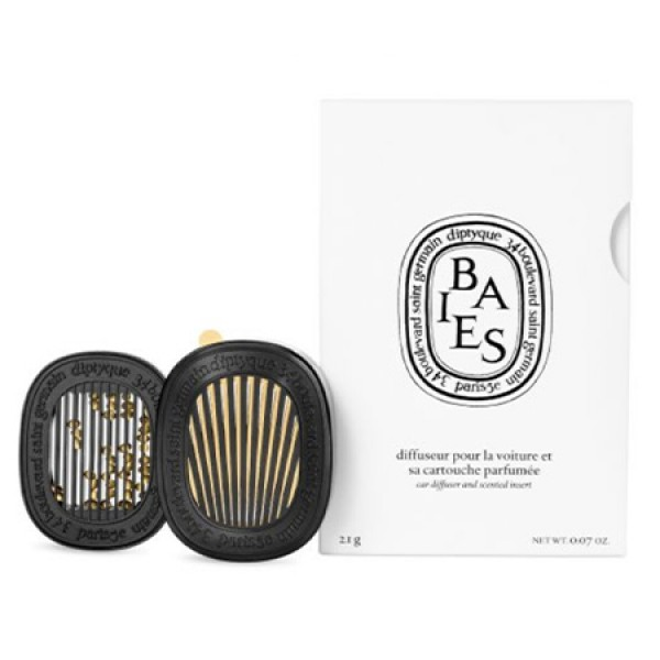 Car Diffuser - Baies - Diptyque -Room fragrances