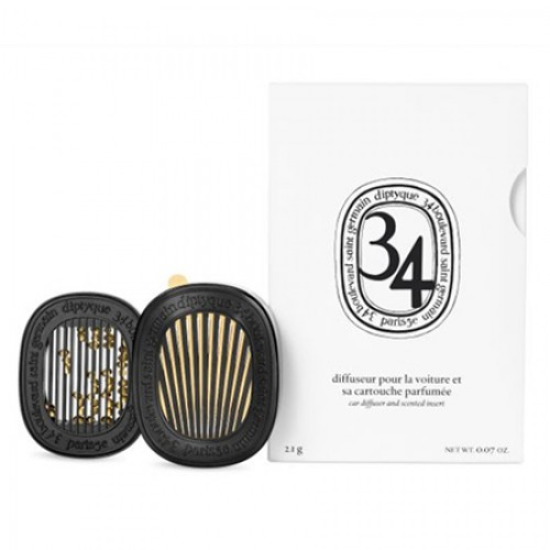 Car Diffuser - 34 - Diptyque -Room fragrances