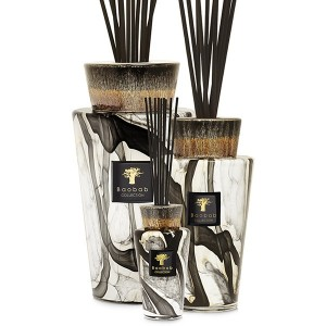Totem - Stone Marble - Baobab Collection -Scented diffusers with sticks